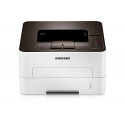 Samsung - SL-M2825ND 4800 x 600DPI A4 Negro, Color blanco impresora láser/led