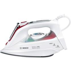 Bosch - Sensixx'x DI90 Plancha vapor-seco Blanco, Rosa, Rojo 2800 W