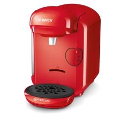 Bosch - TAS1403 cafetera eléctrica Independiente Cafetera combinada Rojo 0,7 L Totalmente automática