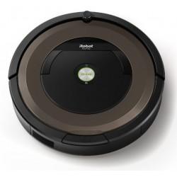 iRobot - Roomba 896 aspiradora robotizada Negro, Marrón 0,6 L