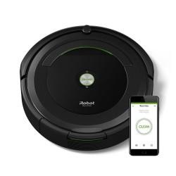 iRobot - Roomba 696 aspiradora robotizada Negro