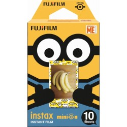Fujifilm - Instax Mini Minion película instantáneas 10 pieza(s)