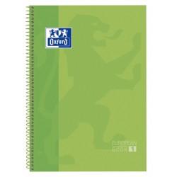 Oxford - 100430199 cuaderno y block Verde A4