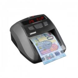ratiotec - Soldi Smart Plus detector de billetes falsos Negro, Gris