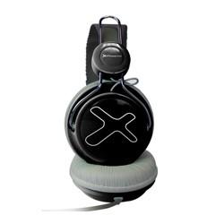 Phoenix Technologies - 720 Air Diadema Binaural Alámbrico Gris auriculares para móvil