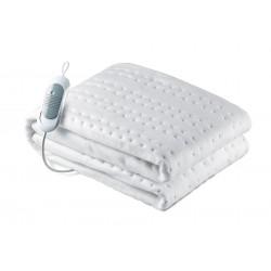 Solac - Norway Calentador de cama eléctrico 60 W Blanco Tela