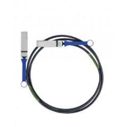 Mellanox Technologies - 2m QSFP cable infiniBanc Negro - 22347969