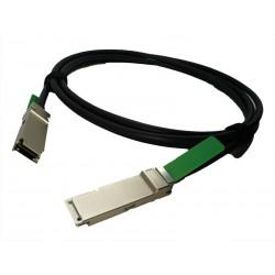 Avaya - QSFP+ 0.5m cable infiniBanc 0,5 m QSFP+
