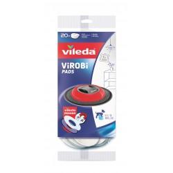 Vileda - 150490 accesorio y suministro de vacío Robot vacuum Mop pad
