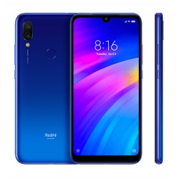 "Xiaomi - Redmi 7 15,9 cm (6.26"") 3 GB 32 GB SIM doble 4G Azul 4000 mAh"
