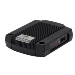 Axis - Q7401 Video Encoder servidor y codificador de vídeo 720 x 576 Pixeles 30 pps