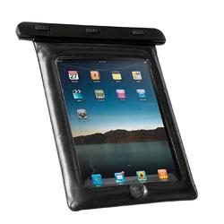 "Phoenix Technologies - PHIPROTECTIPAD funda para tablet 25,9 cm (10.2"") Negro, Transparente"