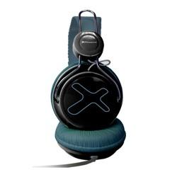 Phoenix Technologies - 720 Air Diadema Binaurale Alámbrico Negro auriculares para móvil