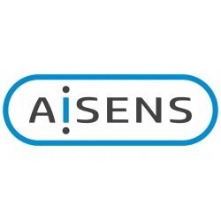 AISENS - A138-0291 conector RJ-45 Transparente