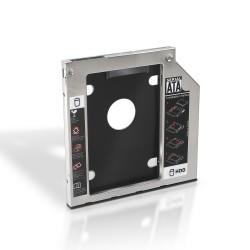 AISENS - A129-0151 accesorio para portatil Adaptador de disco duro / unidad de estado sólido para ordenador portátil