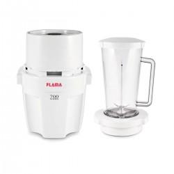 Flama - 1706FL picadora eléctrica de alimentos Blanco 700 W