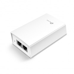 TP-LINK - TL-POE4824G adaptador e inyector de PoE Gigabit Ethernet 48 V