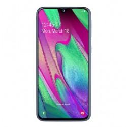 "Samsung - Galaxy A40 SM-A405F 15 cm (5.9"") 4 GB 64 GB SIM doble 4G USB Tipo C Negro Android 9.0 3100 mAh"