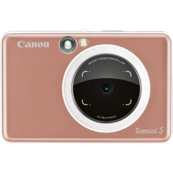Canon - Zoemini S instant digital camera 50,8 x 76,2 mm Oro rosa