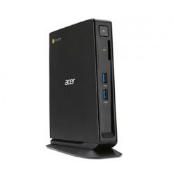Acer - Chromebox CXV2 5ª generación de procesadores Intel® Core™ i7 i7-5500U 4 GB DDR3L-SDRAM 1 GB SSD Negro Mini P