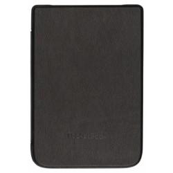 """Pocketbook - WPUC-616-S-BK funda para libro electrónico Folio Negro 15,2 cm (6"""")"""