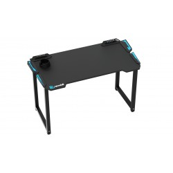 Newskill Gaming - Fenrir - Escritorio Gaming (iluminación RGB, Profesional) Color Negro escritorio para ordenador
