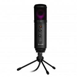 Newskill Gaming - Pasa el ratón por encima de la imagen para ampliarla Micrófono Profesional RGB (5 Colores fijos y