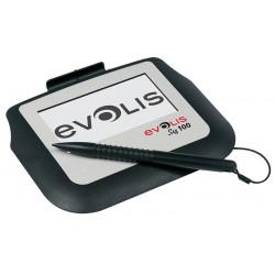"""Evolis - SIG100 10,2 cm (4"""") LCD Blanco, Negro"""
