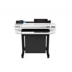 HP - Designjet T525 impresora de gran formato Color 2400 x 1200 DPI Inyección de tinta térmica Ethernet Wifi - 22361371