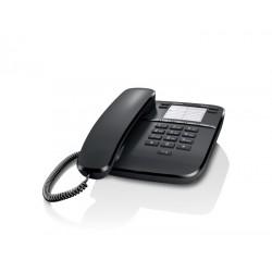 Gigaset - DA310 Teléfono analógico Negro