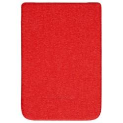 """Pocketbook - WPUC-627-S-RD funda para libro electrónico Folio Rojo 15,2 cm (6"""")"""