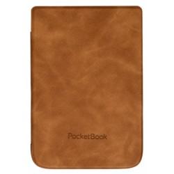 """Pocketbook - WPUC-627-S-LB funda para libro electrónico Folio Marrón 15,2 cm (6"""")"""