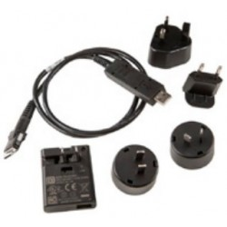 Intermec - 203-990-001 cargador de dispositivo móvil Negro