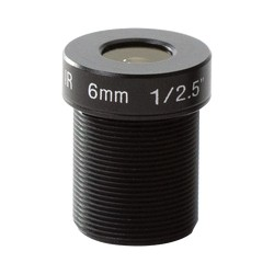 Axis - 5801-771 lente de cámara Cámara IP Negro
