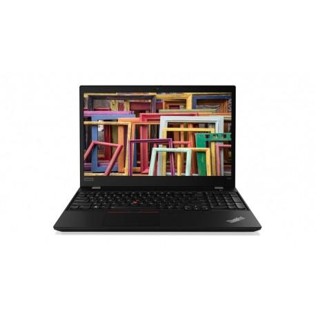 Lenovo - ThinkPad T590 Negro Porttil 396 cm 156 1920 x 1080 Pixeles 8 generacin de procesadores Intel Core