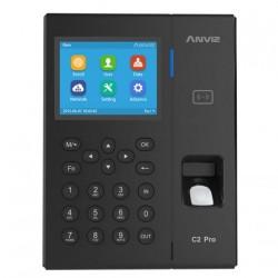 Anviz - C2 Pro Lector inteligente de control de acceso Black