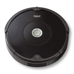 iRobot - Roomba 606 aspiradora robotizada Sin bolsa Negro 0,6 L