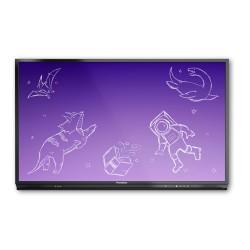 """Promethean - ActivPanel Nickel 65? pizarra y accesorios interactivos 165,1 cm (65"""") Pantalla táctil 32768 x 32768 P"""