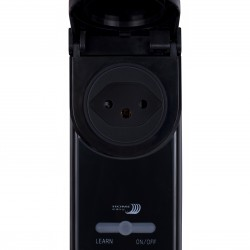 Smartwares - SH5-RPS-23B/CH receptor smart home 433.92 MHz Negro