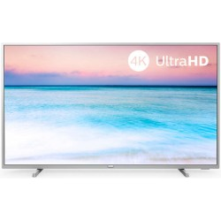 "Philips - 6500 series 55PUS6554/12 TV 139,7 cm (55"") 4K Ultra HD Smart TV Wifi Plata"