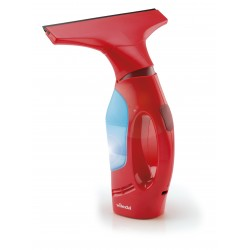 Vileda - Windomatic limpiador eléctrico ventana Azul, Rojo 0,1 L