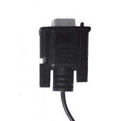 Datalogic - RS-232 Dsub 9P 4.5m 4.5m cable de señal