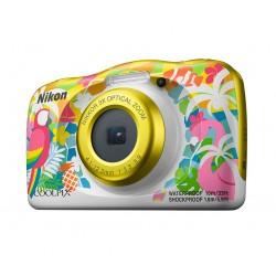 "Nikon - COOLPIX W150 Kit Cámara compacta 13,2 MP CMOS 4160 x 3120 Pixeles 1/3.1"" Multicolor"