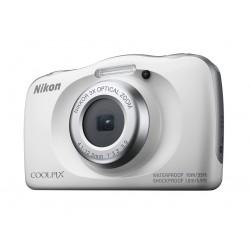 """Nikon - COOLPIX W150 Kit Cámara compacta 13,2 MP CMOS 4160 x 3120 Pixeles 1/3.1"""" Blanco"""