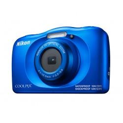 """Nikon - COOLPIX W150 Kit Cámara compacta 13,2 MP CMOS 4160 x 3120 Pixeles 1/3.1"""" Azul"""