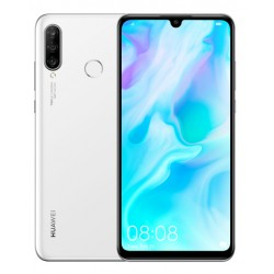 """Huawei - P30 lite 15,6 cm (6.15"""") 4 GB 128 GB Ranura híbrida Dual SIM 4G USB Tipo C Blanco Android 9.0 3340 mAh"""