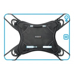"Mobilis - 030002 funda para tablet 25,6 cm (10.1"") Bandolera Negro"