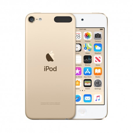 good good service release info on Apple - iPod touch 128GB Reproductor de MP4 Oro - SIMM.NET