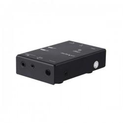 StarTech.com - ST12MHDLNHR extensor audio/video Receptor AV Negro