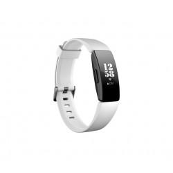 Fitbit - Inspire HR Pulsera de actividad Negro, Blanco OLED